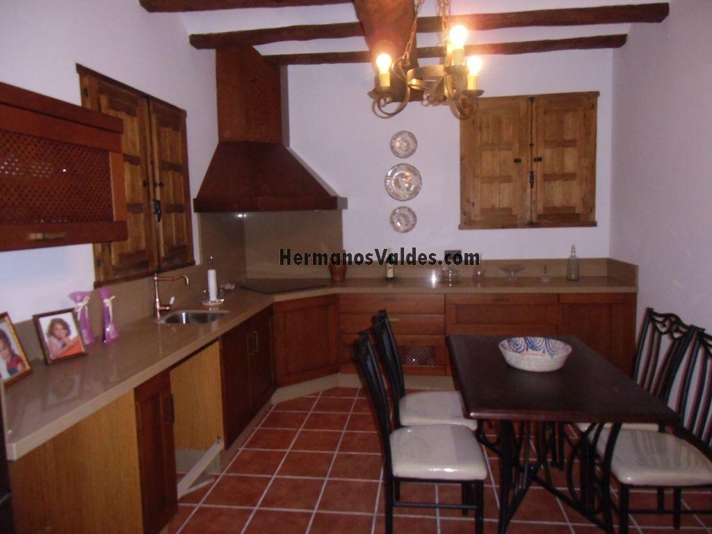 Muebles De Cocinas Rusticas. Muebles De Cocinas Por Mdulos Ref With ...
